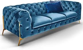 designer chesterfield sofas superior samt stoff
