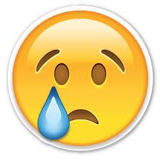 480x480 Emoticon Tear Transparent PNG