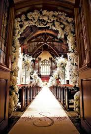 Church Decorations For Weddings Image Source