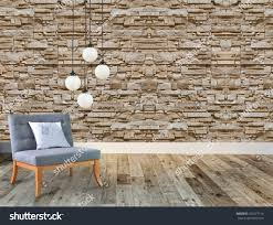 100 Modern Stone Walls Living Room Wall Decorative Interior Stock Photo Edit