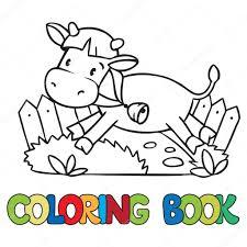 Image Coloriage Vache Nouveau Coloriage Vache Colorier
