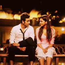 Ranbir Kapoor and Deepika Padukone bollywood indian movie couple