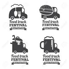 100 Truck Logos Vector Food Emblems And Badges Label Emblem