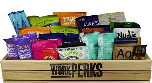 Healthy Office Snacks Delivered by Healthy Snacks For Offices And Client Meetings Workperks