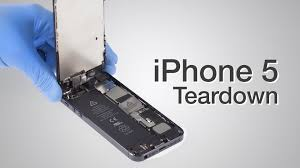 iPhone 5 Teardown Step by step plete disassembly directions
