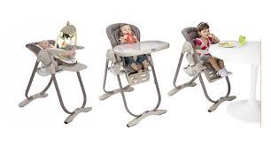 chaise haute évolutive chicco avis sur la chaise haute bébé polly magic cocoa chicco