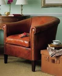 West Elm Everett Chair Leather by 599 99 I Like The Wolf Gray Writer U0027s Leather Club Chair Westelm