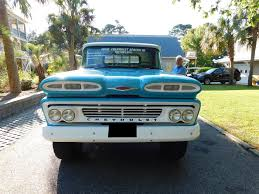 100 1960 Apache Truck Chevrolet For Sale 100746 MCG