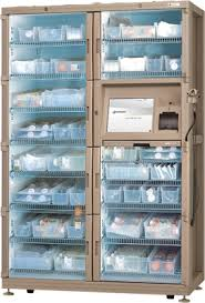 medication dispensing pyxis medstation system bd