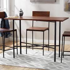 Wayfair Small Kitchen Sets by Best 25 Counter Height Pub Table Ideas On Pinterest Wayfair