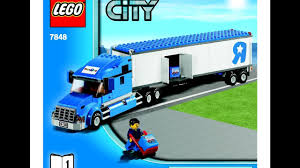LEGO City Set 7848 Toys R Us Truck Instructions DIY Book 1 - YouTube Review Toys R Us Bricktober 2015 Buildings Lego City Truck 7848 Buying Pinterest Lego Itructions Picrue Excavator And 60075 Toysrus Lego Track Top Legos City Toys Shop 4100 Pclick Uk Exclusive Brand New Cdition Amazoncom Year 2012 Series Set Us Truck Flickr Toy Store Tired 100 Complete Diy Book 2 Youtube