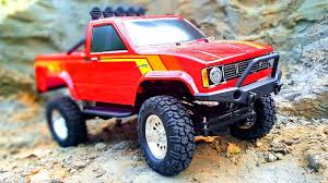 RC Truck TOYOTA HILUX 112 4x4 Thunder Tiger Review — RC Extreme ... 58519 Tamiya Toyota Bruiser 110th Rc Kit Radio Control 110 Truck Toyota Hilux Rn36 Rctwister Tamiya Highlift Electric 4x4 Scale Truck Kit Tam58397 Venture Fj Cruiser Mystery Vehicle Big Squid Axial Scx10 Crawler Hillux Body Crawlers Tundra High Lift Brushed Model Car 4x4 Vintage 1981 Sold Antique Toys For Sale Builds A Modern Fullsize Bruiser Tamiyablog Traxxas Kyle Busch Race Vxl 7321 Out Of The Box Radio Shack Offroad Monsters Pickup Has Disco Lights Nostalgia Kicks In