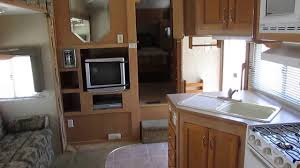 5th Wheel Campers With Bunk Beds by 2005 Forest River Wildcat 31 Qsb Fifth Wheel Bunk House Slide