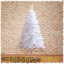 Etc Christmas Tree Decorated With Genuine 180cm Tall White Hologram Intermediate