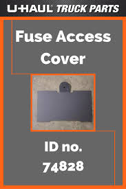 Brand New Fuse Access Covers Available For GMC C5500 & C6500 Trucks ... Buy Tee Valve Kit Side Online At Access Truck Parts Mack Vision Pinnacle Bug Grill Deflector Accsories Caridcom Catalog Pdf Document Coburg Competitors Revenue And Employees Owler Access Mobile Forklift Chalks Mid Heavy Trucks Bus Houston Tx Brass Straight Stream Nozzle Toolbox Tonneau Cover Tool Box Bed Covers Worldwide Depot