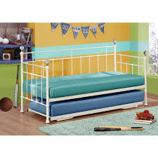 Pop Up Trundle Beds by Bedroom Kids Room In Colorful Decor Featured Modern Iron Daybed