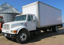 100 International Box Truck For Sale 1999 4700 Box Truck Item A7506 SOLD March