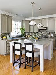 Gray Kitchen Cabinets Colors Gray Kitchen Cabinets