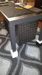 Standing Desk Top Extender Riser by 25 Best Table Leg Extenders Ideas On Pinterest Turned Table