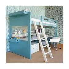 chambre enfant avec bureau lit enfant mezzanine avec bureau uteyo avec lit enfant avec