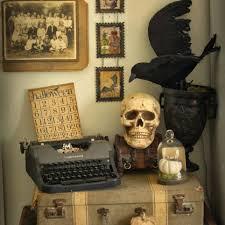 Vintage Books For Decoration by Diy Vintage Halloween Decor Popsugar Home