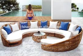 phantasie große runde wicker rattan sofa möbel buy runde wicker rattan möbel große wicker rattanmöbel lust sofa möbel product on alibaba