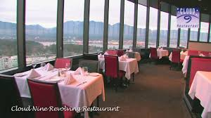 Skylon Tower Revolving Dining Room Dress Code by Cloud Nine Revolving Restaurant Youtube