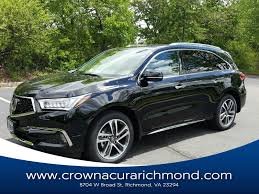 Curtain Call Richmond Va by New 2017 Acura Mdx Sh Awd With Advance Package For Sale Richmond