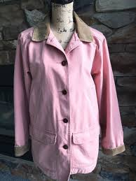 Ll Bean Women's Canvas Barn Coat Size Small Regular Pink W/ Brown ... Orvis Mens Corduroy Collar Cotton Barn Jacket Sage Xl Ebay Vintage Coat Walls Lane Bryant Venezia Denim Size Large Ll Bean Womens M Pale Blue And Chore Outdoor Life Quilted Casual Comfortable Colorful Ralph Lauren Ralph Lauren Khaki Corduroy Trim Wind Resistant Barn Coat Cargo Jeans Trim Unlined Button Sz Utility Jacket Lauren Horses 90s Eddie Bauer Field 1990 Oversize Lined