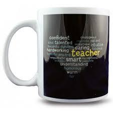 Teacher Quotes Printed Coffee Mug By Juvixbuy