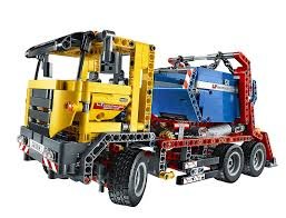 LEGO Technic 42024 Container Truck: Amazon.co.uk: Toys & Games Trailer Suspension Vs Truck Lego Technic Mindstorms Technic 9397 Logging Truck Lego Pinterest Amazoncom Crane Truck 8258 Toys Games Mechanized And Programmable Robots Tagged No Subtheme Brickset Set Guide Logging In Newtownabbey County Antrim With Power Functions 2in1 Model Search Results Shop Ti_maxs Most Teresting Flickr Photos Picssr Hd Dual Rear Wheels Modification Anlatm Youtube