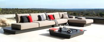 canape d exterieur design d exterieur design 0 avec meubles par manutti pour votre espace