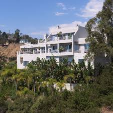 100 Sunset Plaza House Photos IceTs Old Hollywood Hills House For Sale Curbed LA