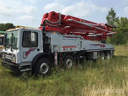 100 Concrete Pump Truck For Sale Sany SY5411THB45 For Sale Sturtevant Wisconsin Price 190000