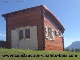 construction de chalets en bois en kits
