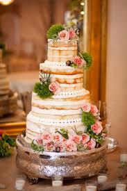 41 Best Naked Cake Ideas Images On Pinterest Inside Wedding No Icing