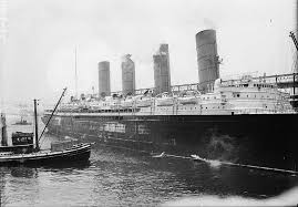 When Did The Lusitania Sink by Rms Lusitania The Fateful Voyage Military History Forum