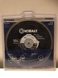 Kobalt Tile Saw Manual by 100 Kobalt Wet Tile Saw Kb7004 Kobalt Wet Tile Saw Youtube