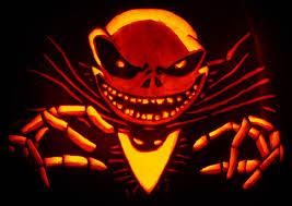 Jack Nightmare Before Christmas Pumpkin Carving Stencils by A Way More Complicated Jack Skellington Pumpkin Design