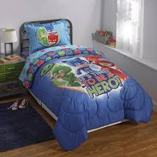 Monster High Twin Bed Set by Pj Masks Twin Comforter Set Toys