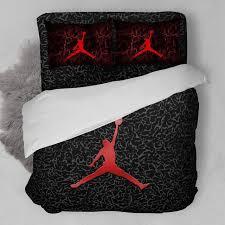 100 Michael Jordan Bedroom Set Bedding