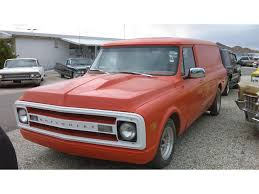 1969 Chevrolet Panel Truck For Sale | ClassicCars.com | CC-744543