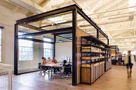 agencement bureaux cloisons amovibles vitrée design pour agencement professionnel