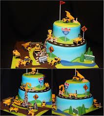 Road Construction Cake- 8