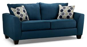 Pier One Blue Throw Pillows by Furniture Temani Brown Wicker Outdoor Pier One Loveseat For Home