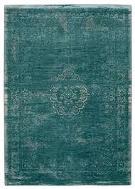 casa padrino luxus wohnzimmer baumwoll teppich grün grau 200 x 280 cm luxus qualität barockgroßhandel de