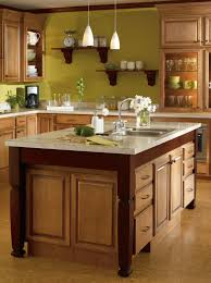 Kitchen Pretty Decor With Aristokraft Cabinetry Design