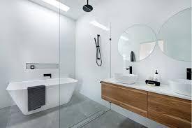 Bathroom Renovations Melbourne Beautiful New How Much Does A Bathroom Renovation Cost Home Beautiful