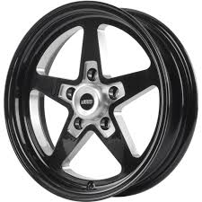 JEGS 681251: SSR Star Wheel Diameter & Width: 15 X 4