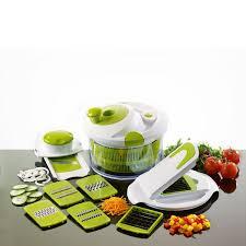 essoreuse à salade 8 en 1 multifonctions 26 cm mathon essoreuses